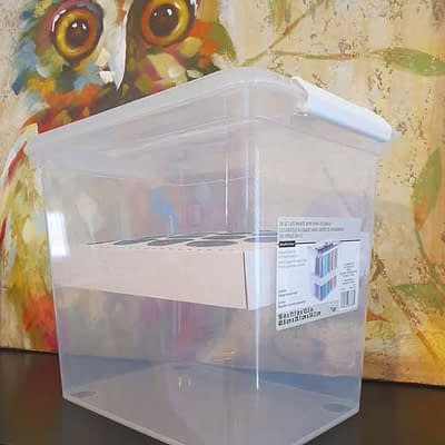 Latchmate Vinyl Storage Bin Review