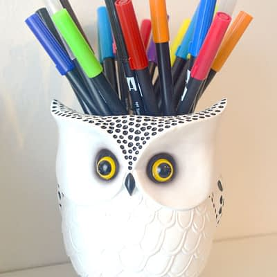Pens Markers Crayons – Oh My!